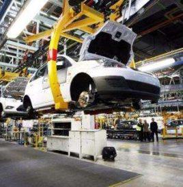 中国汽车制造业工业增加值同比继续保持较快增长